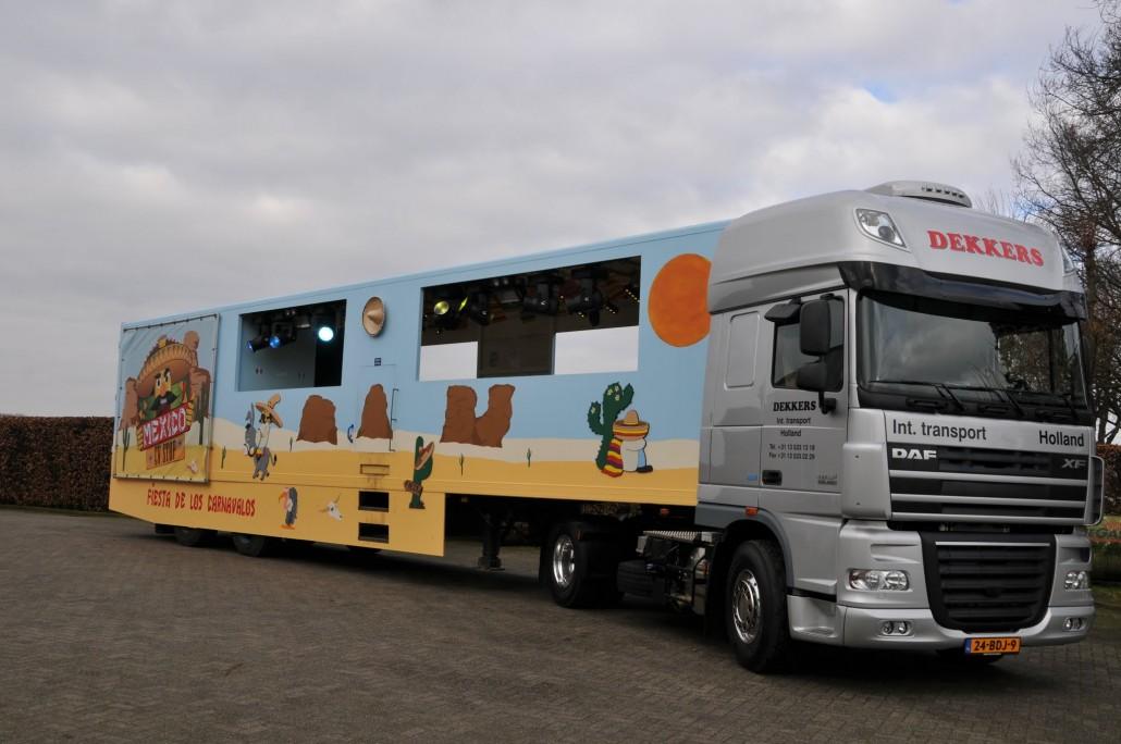cv stop Sponsorship | Dekkers Transport Holland B.V.
